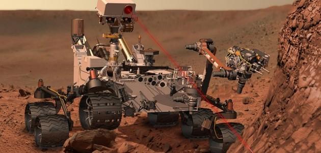 Pe Marte s-a descoperit azot, indiciu al unei vieţi dispărute