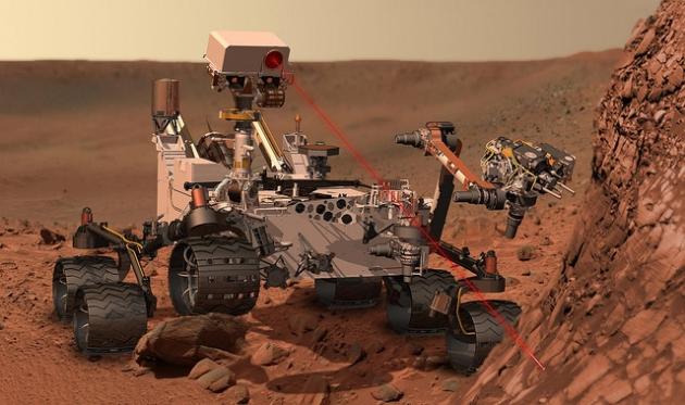 Robot-Curiosity