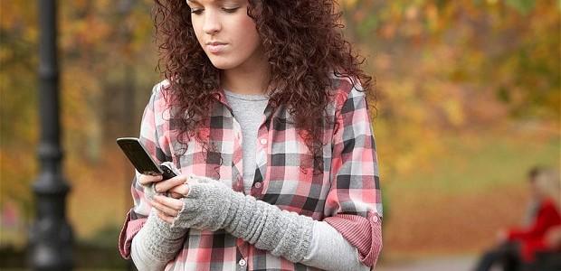 Telefonul mobil produce riduri