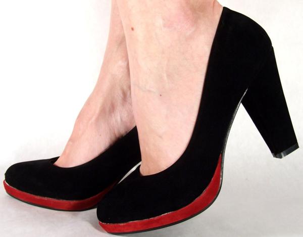 pantofi-toc-inalt