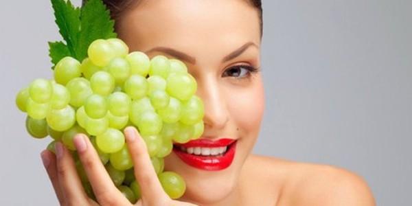 Produsele vitivinicole în cosmetică