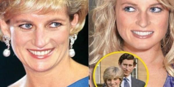 Fiica secretă a Prinţului Charles şi a soţiei Diana