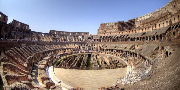 Centrul istoric al Romei
