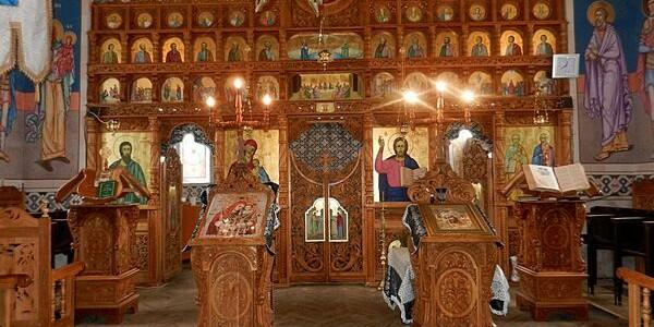 """""""Mormântul Domnului"""", obicei la Căpâlna de Sebeş"""