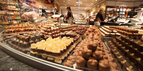 Zurich, capitala mondială a ciocolatei