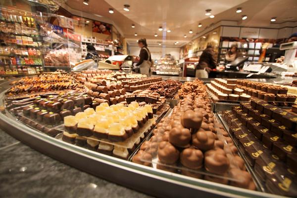 Zurich, capitala mondială a ciocolatei   Doza de bine