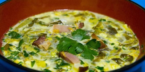 Ciorba de salată, o delicatesă uşor de preparat