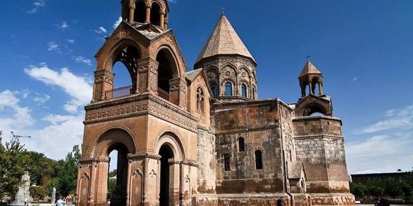 Catedrala şi bisericile din Ecimiadzin
