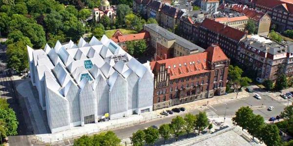 Clădirea Filarmonicii din Szczecin a câştigat Premiul de Arhitectură al UE