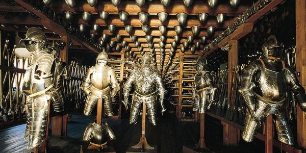 Muzeul de arme şi armuri din Graz