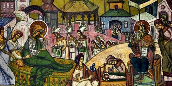Naşterea Sfântului Proroc Ioan Botezătorul