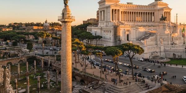 Roma a devenit capitala Italiei în 1871
