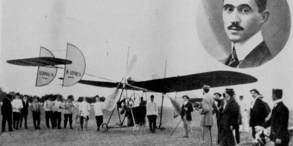 Aurel Vlaicu şi primul avion românesc, inventat, construit şi pilotat de un român