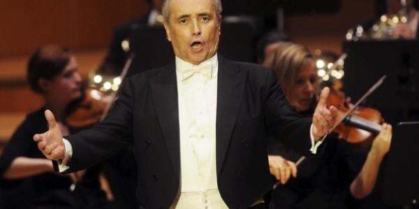 Jose Carreras, concert la Cluj-Napoca