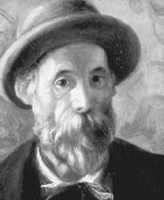 Pierre Auguste Renoir, reprezentant de seamă al impresionismului