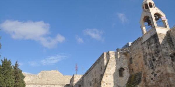 Biserica Naşterea Domnului din Bethleem