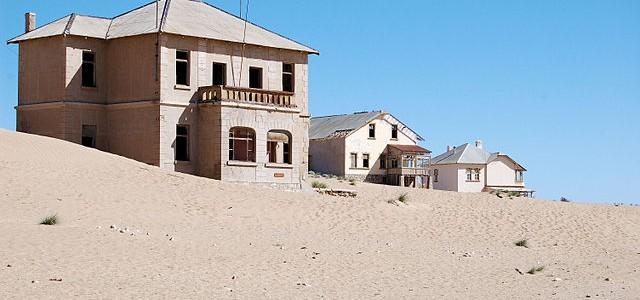 Kolmanskop, nouă destinaţie turistică în Africa