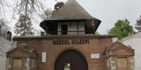Muzeul Goleşti