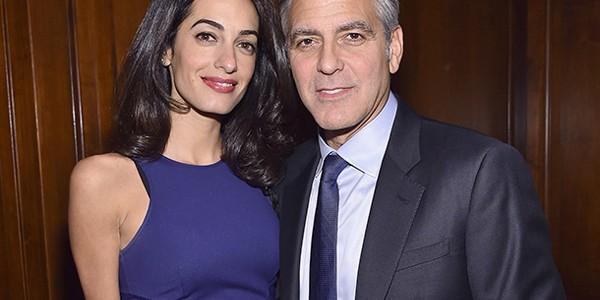 Buncăr pentru soţia lui George Clooney