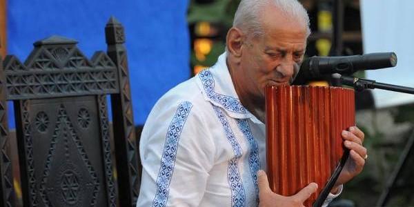 Gheorghe Zamfir a împlinit 75 de ani