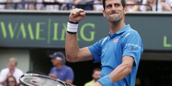 Novak Djokovic, cel mai bine plătit jucător din istoria tenisului profesionist
