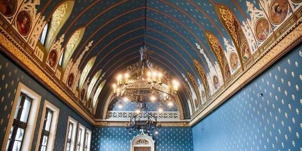 Palatul Culturii din Iaşi poate fi vizitat gratuit pe 24 ianuarie
