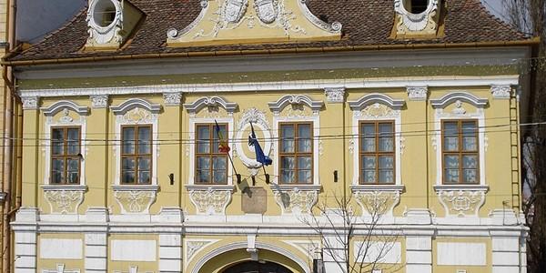 Palatul Toldalagi din Târgu Mureş
