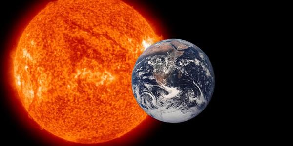 Destinul Pământului este legat de cel al Soarelui