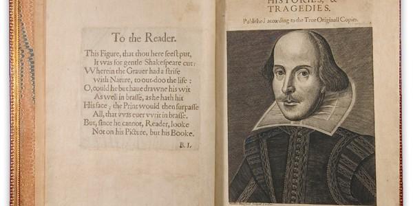 """William Shakespeare: """"Lumea-ntreagă e o scenă şi toţi oamenii-s actorii"""""""
