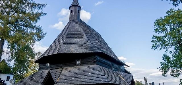 Bisericile de lemn din Carpaţii Slovaciei