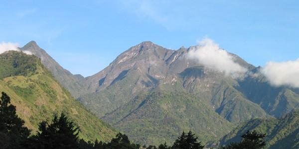 """Barú, vulcanul panamez care scrutează două """"mări"""""""