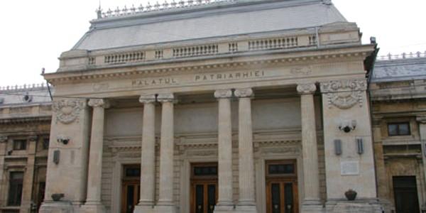 Palatul Patriarhiei, sfinţit după reabilitare