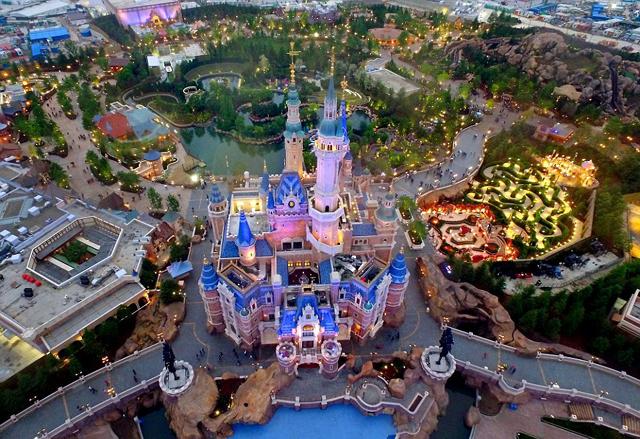 Shanghai Disneyland-01