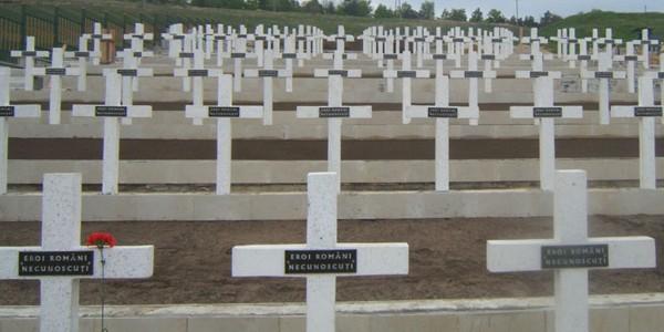 10 ani de la inaugurarea Cimitirului de Onoare Românesc