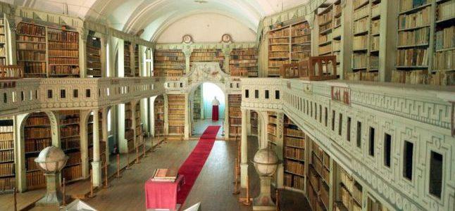 "Biblioteca Batthyaneum, un adevărat ""tezaur"""