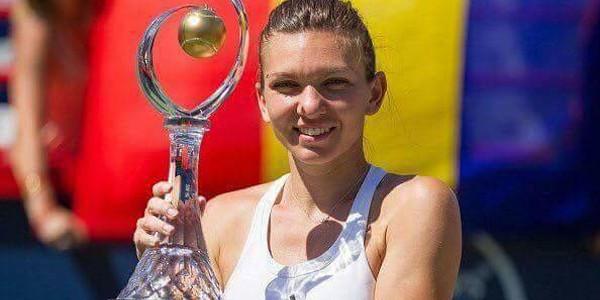 Simona Halep a câştigat turneul de la Montreal