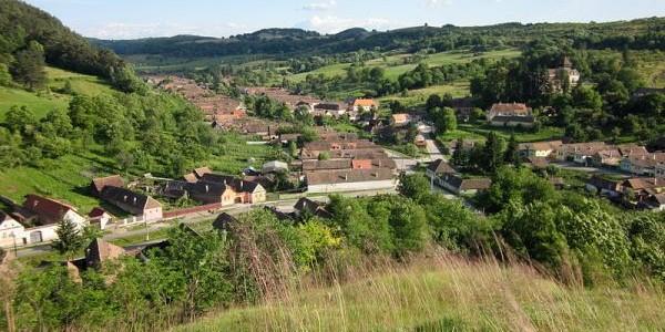 Satul Mălâncrav, un colţ de rai transilvan