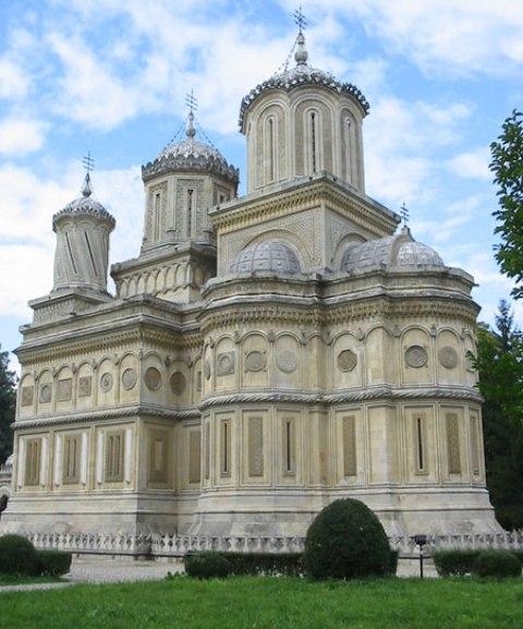 Manastirea Curtea de Arges-03