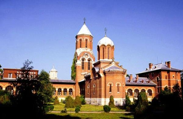 Manastirea Curtea de Arges-10