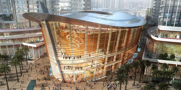 Placido Domingo va participa la inaugurarea Operei din Dubai