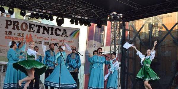Cel mai mare festival interetnic din România