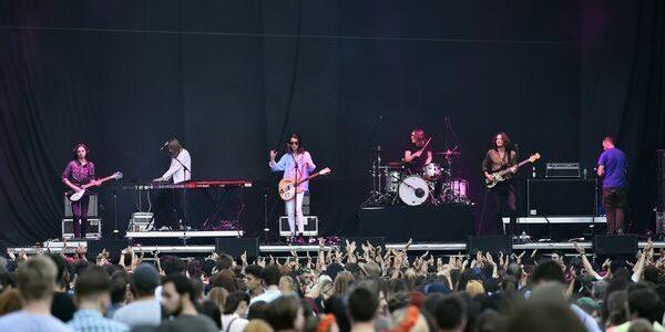 The Chemical Brothers au încheiat Summer Well cu un show electric