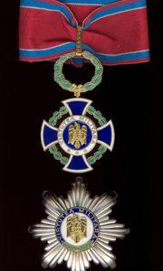 """Ordinul şi Medalia """"Virtutea Militară"""""""