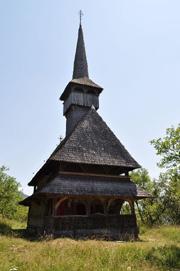 """Biserica """"Intrarea Maicii Domnului în Biserică"""" din Bârsana"""
