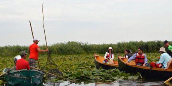 Poveşti pescăreşti din Delta Dunării