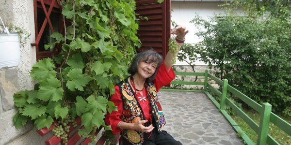 Marina Voica, activă şi la 80 de ani
