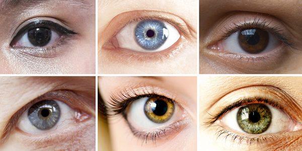 Culoarea ochilor şi personalitatea
