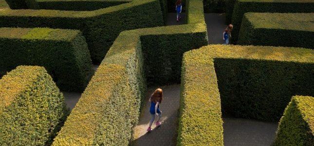 20 martie – ziua labirintului