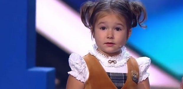 O fetiţă de 4 ani vorbeşte 6 limbi străine