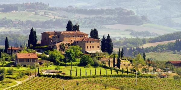 Regiunile viticole din centrul şi din sudul Italiei